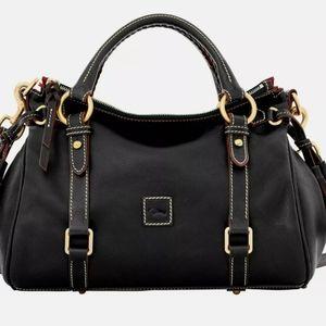Dooney & Bourke small Florentine satchel NWT
